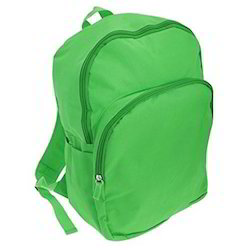 Green School Bags