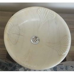 Carved Paraat Basin