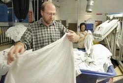 Healthcare Laundry Service