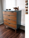 Solid Wood Contemporary Chest Of Drawer