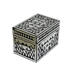 Stylish Wooden Jewellery Box