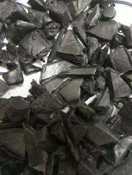 Black HDPE Regrind