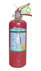 2kg clean agent stored pressure fire extinguisher
