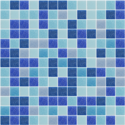 Regular Mosaic Random Mix Tiles