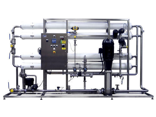 Stainless Steel Reverse Osmosis System, Capacity: 2000-3000 (Liter/hour)