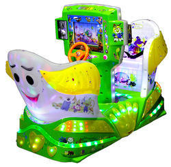 Two Seater Kiddie Ride