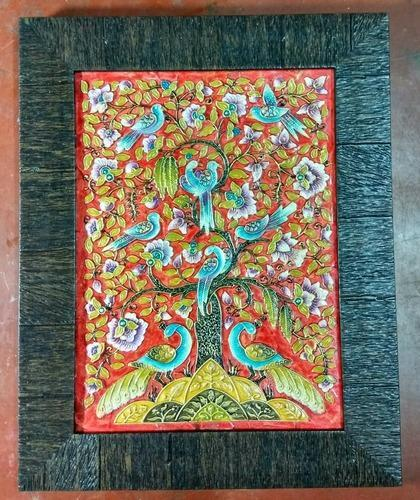 Tree Of Life Marble Dust Painting Part 76