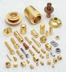 Brass Gold Nut Bolts