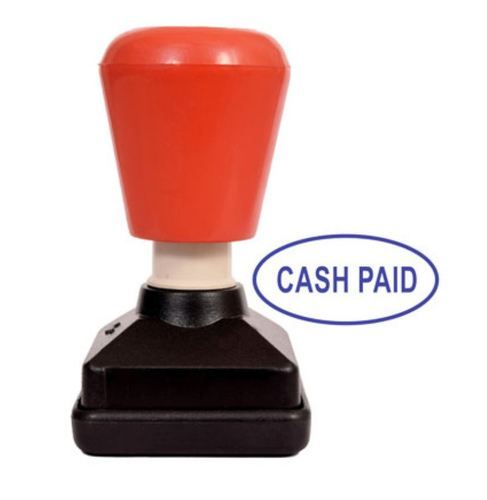 cash paid round self ink rubber stamp at rs 259 no rubber stamps