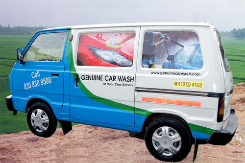 GENUINE CAR WASH AT DOOR STEP SERVICE - Car Cleaning Service