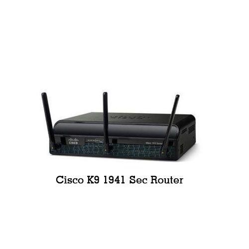 Cisco Sec Router