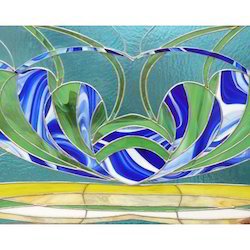 Designer Glass Works Glass Artists Glass Wall Art and Design