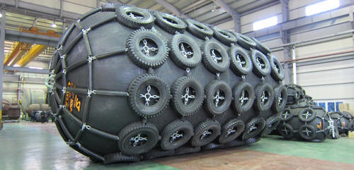 MR Pneumatic Fender 500m x 1000L, For Ship, Rs 29500 /unit Mjr Corporations  | ID: 13671979355