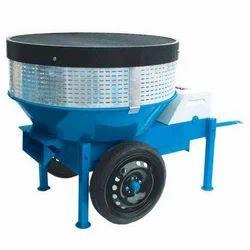 Auto Loader Pan Mixer