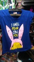 Girl Printed T-shirts