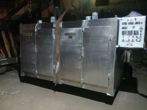 How Water Drum Heating Oven