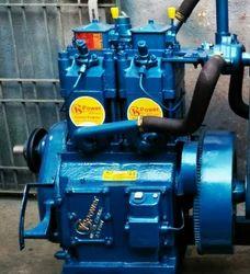 Kirloskar 2 Cylinder Water Cool Diesel Engine