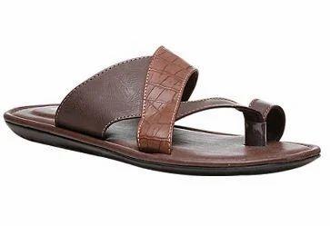 5194ed810844f9 Bata Brown Mens Slipper at Rs 1299 | Mens Chappal - Bata Showroom ...