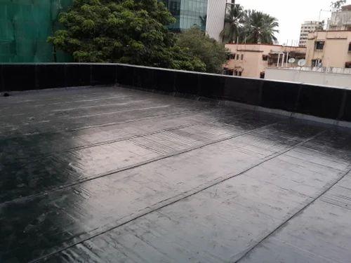 Terrace Membrane Waterproofing Terrace Parapet Membrane
