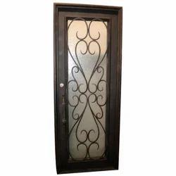 Designer Iron Door