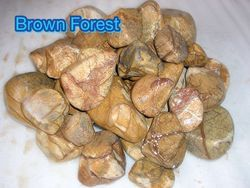 Brown Forest Pebbles
