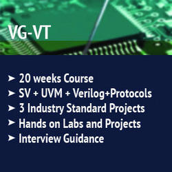VLSI Training in Bengaluru