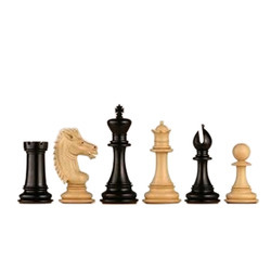 Majestic Chess Pieces