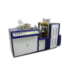 Manufacturer of Paper Cup Making Machine & Disposable Cup
