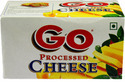 Gowardhan (go) Processed Cheese (soft) Block 1kg, Pack Size: 1kg