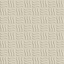 Bell Wavy Ivory Floor Tile