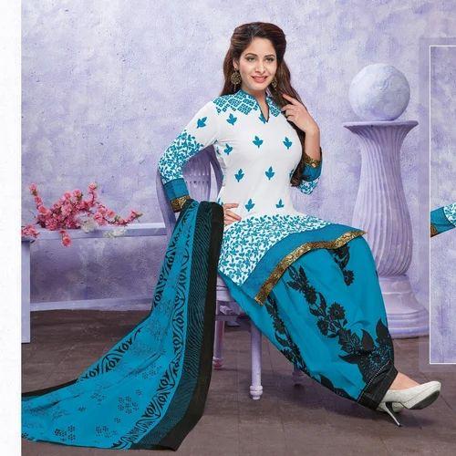 b6106a79ef Cotton Regular Wear Baalar Dress Material, Rs 549 /set | ID: 18906145733