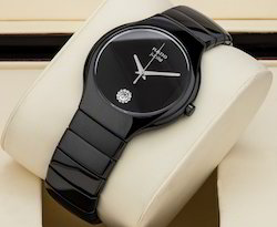 Black Rado Jubile Ceramic Watch