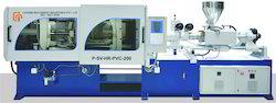 UPVC Injection Molding Machine 200 Ton