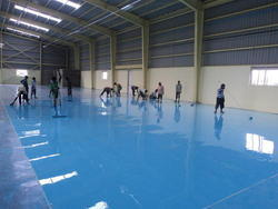 Cipy Chemical Resistant Flooring Coating Service