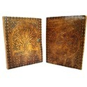 Cotton Leather Journals
