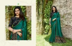 Vinay Sarees Presents Sheesha Sparkle 2 Designer Georgette With Heavy Worked Sarees