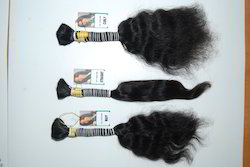 Unprocessed Virgin Indian Human Hair