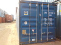 Stainless Steel Cargo Container, Capacity: 30-40ton