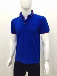 Men's Plain Color T-Shirt