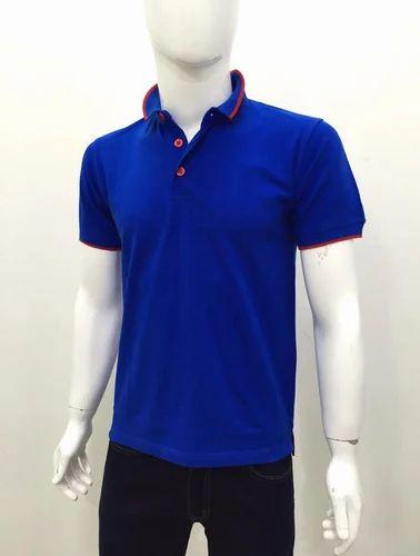 c168126d1 Men s Plain Color T-Shirt at Rs 150  piece(s)