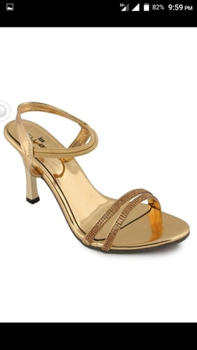 0b24ced171d2 Manufacturer of Ladies Heel Sandals   Ladies Fancy Heel Sandals by ...