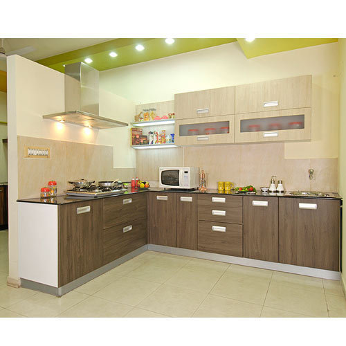 Modular Kitchen Magnon India: Manufacturer Of Modular Kitchen & Modular Workstation By Shaafi Timber And Plywoods, Chennai