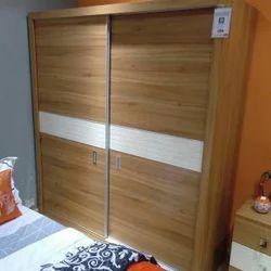 Wooden Sliding Wardrobe