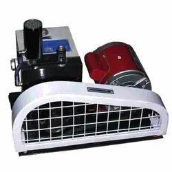 Belt Drive Rotary Vacuum Pump