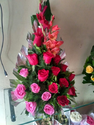 Rose Flower Bouquet