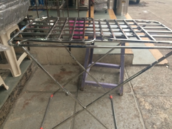 Steel Clothes Rack