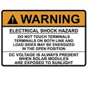 Electrical Equipment Label