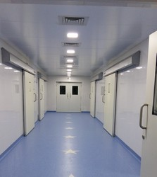 Operation Theatre Sterile Corridor Ventilation System
