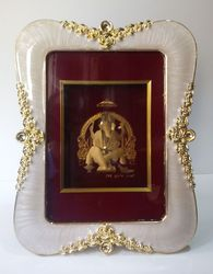 GOLD LEAF GOLD PICTURES IN FRAMES