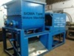 Sigma Type Mixture Machine